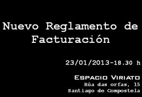 Seminario Nuevo Reglamento deFacturación