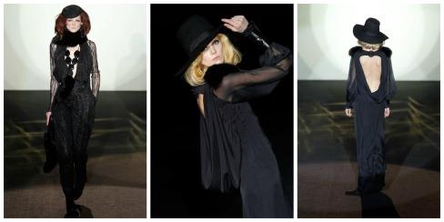 Roberto Verino collage negro 1