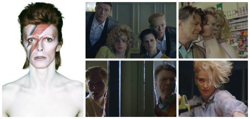 Collage Def Bowie