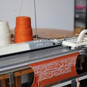 Tricotando con impresora3D