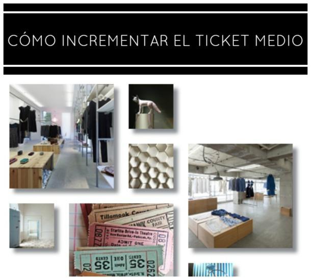 Collage Ticket Medio