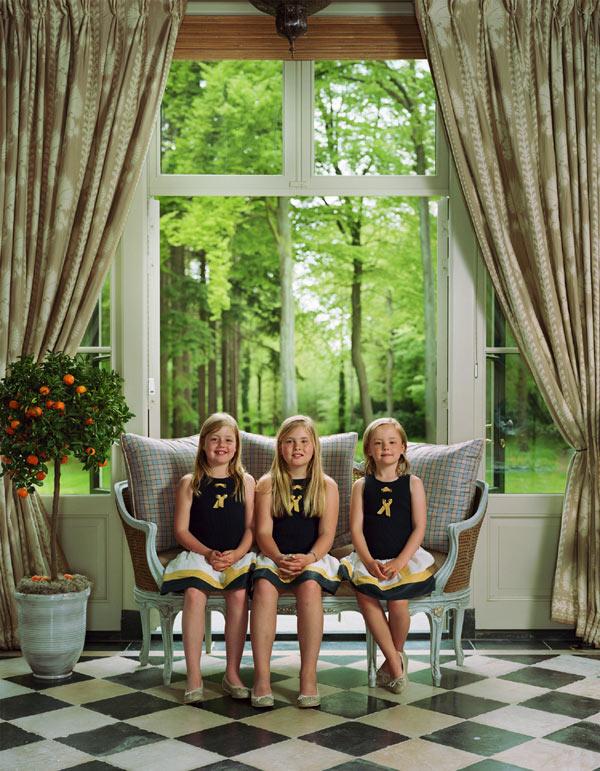 Pili Carrera Princesas Holanda