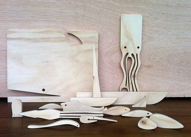 Calamar y Amigos / Squid and Friends. Puzzle by D-Due