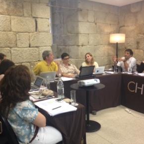 Sizing Sudoe: Reunión de Seguimiento enPorto