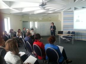 Proyecto VM Textransf: Jornada de Presentación enLituania